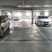 Garage parking on Grattan Street in Carlton Victoria 3053