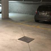 Indoor lot parking on Gray Street in Kogarah