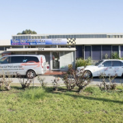 Outdoor lot parking on Great Eastern Highway in Ascot