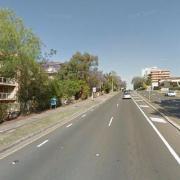 Undercover parking on Great Western Highway in Parramatta