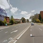 Indoor lot parking on Great Western Hwy in Parramatta
