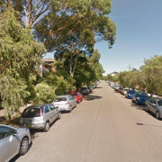Garage parking on Green Street in Kogarah