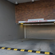 Undercover parking on Gregory Terrace in Fortitude Valley