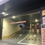 Indoor lot parking on Grey Street in South Brisbane