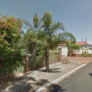Driveway parking on Guildford Road in Maylands