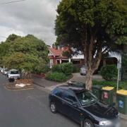 Undercover parking on Gurner Street in Saint Kilda