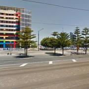 Undercover parking on Harbour Esplanade in Docklands