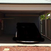 Outdoor lot storage on Harrington Drive in Melton West