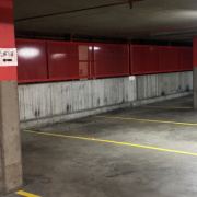 Indoor lot parking on Harris Street in Pyrmont