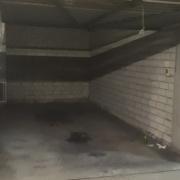 Garage storage on Harris Street in Pyrmont
