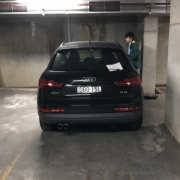 Indoor lot parking on Harris Street in Ultimo