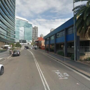 Indoor lot parking on Hassall St in Parramatta