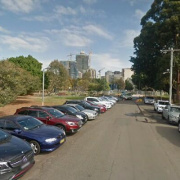 Undercover storage on Hassall street in Parramatta