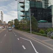 Undercover parking on Hassall Street in Parramatta