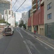 Garage parking on Hassall Street in Parramatta