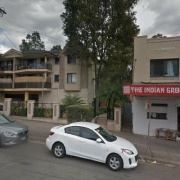 Garage parking on Hassall Street in Westmead