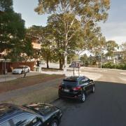 Garage parking on Hawkesbury Road in Westmead