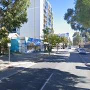 Undercover storage on Hay Street in East Perth