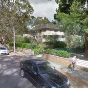 Garage storage on Helen St in Lane Cove North