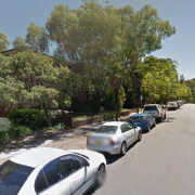 Garage parking on Helen Street in Westmead