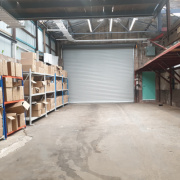 Warehouse storage on Henry Street in Leichhardt