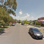 Outdoor lot storage on Hepburn Ave in Gladesville