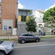 Indoor lot parking on Herbert Street in St Leonards New South Wales 2065