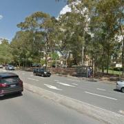 Garage parking on Herring Rd in Macquarie Park
