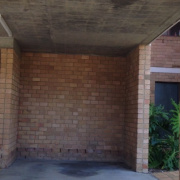 Garage parking on Lachlan Avenue in Macquarie Park