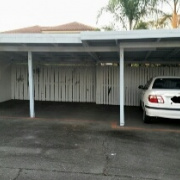 Undercover storage on Highfield Street in Durack