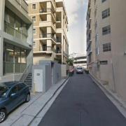 Indoor lot parking on Hogben Street in Kogarah