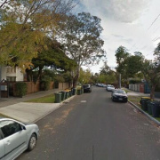 Undercover parking on Hudson Street in Caulfield North