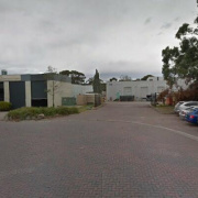 Outdoor lot storage on International Square in Tullamarine