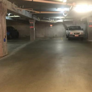 Garage parking on James Street in Northbridge Western Australia 6003