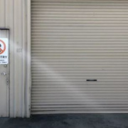 Shed storage on Jervois Street in Albert Park