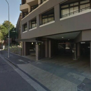 Garage parking on Jones Bay Rd in Pyrmont