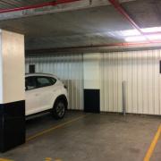 Indoor lot parking on Jones St in Ultimo