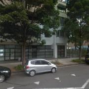 Garage parking on Jones Street in Ултимо Новый Южный Уэльс