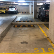 Indoor lot parking on Jones Street in Pyrmont