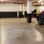 Indoor lot parking on Jones Street in Ultimo
