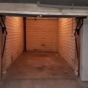 Garage parking on Jones Street in Ultimo