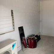 Garage storage on Jubilee Terrace in Bardon