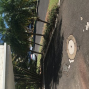 Outside parking on Katharina Street in Noosa Heads