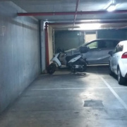 Garage parking on Kavanagh Street in Southbank