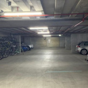 Indoor lot parking on Kavanagh Street in Southbank