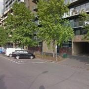 Indoor lot parking on Kavanagh Street in Southbank Victoria 3006