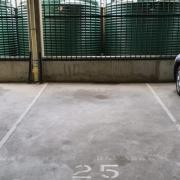 Indoor lot parking on Kavanagh Street in Southbank Victoria