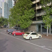 Undercover parking on Kavanagh Street in Southbank