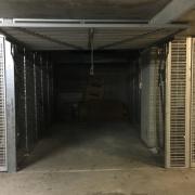 Garage storage on Keats Avenue in Rockdale