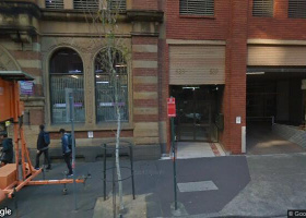 Secure parking space in City CBD on Kent st..jpg